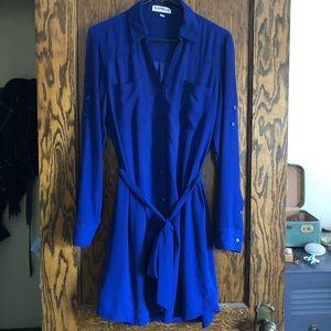The Portofino Shirt Dress